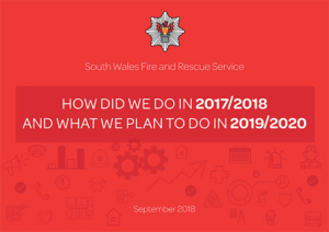 SWFRS Improvement Plan 2018/19